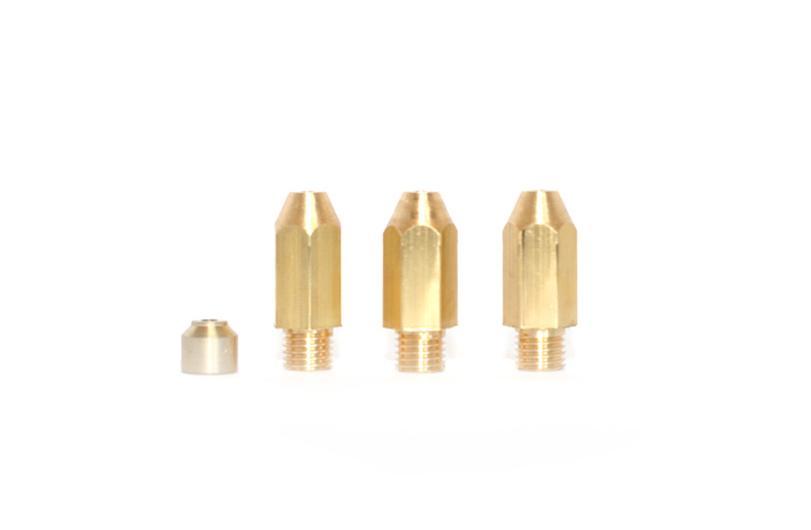 Комплект (сопло+инжектор) на сж. газ ГГУ-9