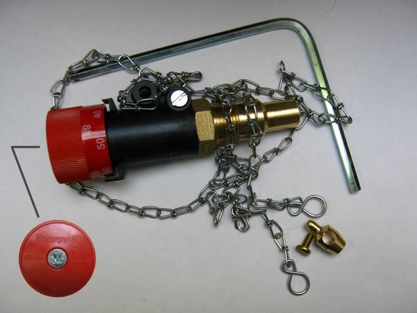 настройка регулятора тяги для твердотопливных котлов инструкция