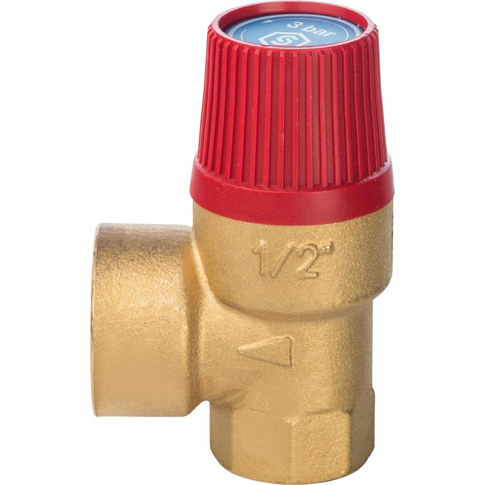 Клапан предохранительный Si6301С-16-020